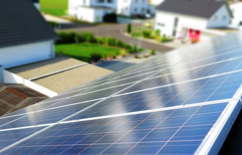 lastna sončna elektrarna