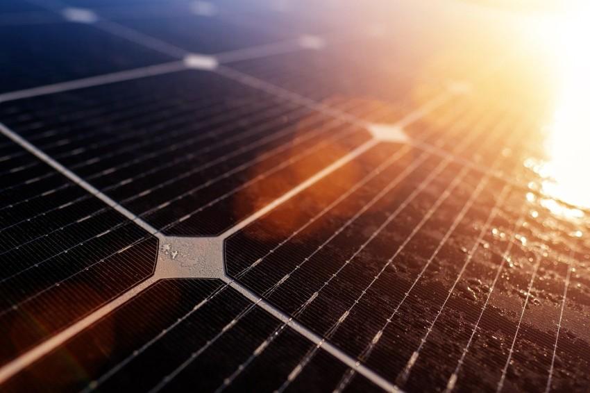 sončna elektrarna in toplotna črpalka