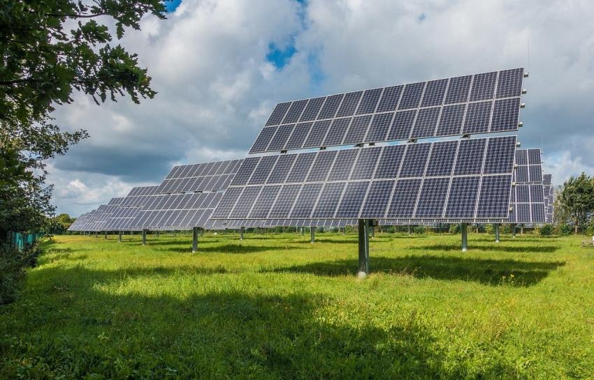 velikost sončne elektrarne