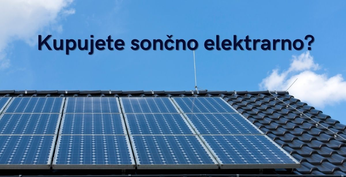 Sončne elektrarne povpraševanje